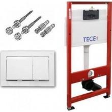 TECE BASE montážní prvek 500x1120mm, pro WC, s ovládacím tlačítkem