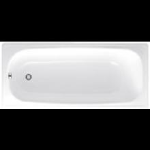 JIKA RIGA vana klasická 1600x700x375mm ocelová, bílá