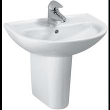 LAUFEN PRO B umývátko 500x360mm s otvorem, bílá LCC 8.1595.3.400.104.1