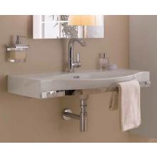 Příslušenství k umyvadlům Laufen - Palace držák na ručník pro umyvadlo  chrom