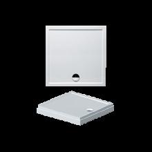 Vanička plastová Riho(JVP) speciální DAVOS 271 DA7100500000000 90x80x4,5 cm bílá