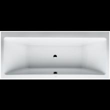 LAUFEN PRO vestavná vana 1900x900mm akrylátová, s konstrukcí, bílá 2.3495.1.000.615.1
