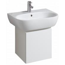Nábytek skříňka pod umyvadlo Keramag 4U 40x46,5x39 cm bílá/bílá matná