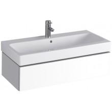 KERAMAG ICON skříňka pod umyvadlo 89x24x47,7cm závěsná bílá lesklá (Alpin) 840290000