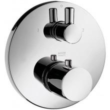 AXOR UNO termostatická baterie pod omítku s uzavíracím a přepínacím ventilem chrom 38720000