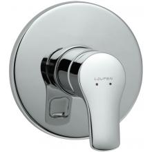 LAUFEN CITYPRO vrchní sada podomítkové sprchové baterie, pro Simibox, chrom 3.3195.6.004.000.1