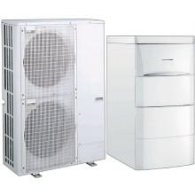 DE DIETRICH ALEZIO AWHP 11 TR/E V 200 čerpadlo tepelné 11,39kW vzduch/voda, s ohřívačem TV vestavěným v MIV