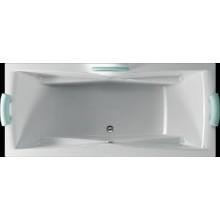 Vana plastová Teiko klasická Corona 190/90 190x90x45cm bílá