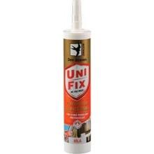 DEN BRAVEN MS UNIFIX lepící tmel 290ml, jednosložkový, těsnící, černá