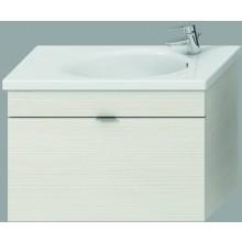 JIKA TIGO skříňka s umyvadlem 770x370x520mm s 1 zásuvkou, creme 4.5517.5.021.560.1