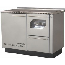 LIPOVICA BIOPEK sporákový teplovodní kotel 30kW pravý CMBIOPEK29P