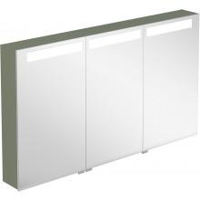 VILLEROY & BOCH VERITY DESIGN zrcadlová skříňka 1300x149x746,5mm s osvětlením, antracit lesk B304F3FP