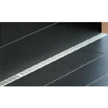 UNIDRAIN AK ukončovací profil 12,5x1200mm podlahový, pravý, nerez