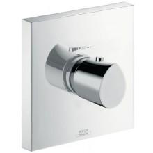 AXOR STARCK ORGANIC termostatická sprchová baterie 170x170mm podomítková, vrchní sada, chrom