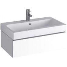 Nábytek skříňka pod umyvadlo Keramag iCon 74x24x47,7 cm bílá lesklá (Alpin)