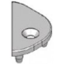 RAVAK CR-PL-009-01P krycí plast profilu, pravý