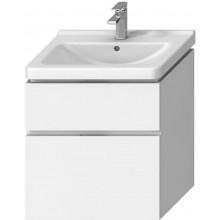 JIKA CUBITO-N skříňka pod umyvadlo 640x467x683mm, 2 zásuvky, bílá