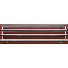 P.M.H. ROSENDAL RLSS koupelnový radiátor 950x266mm, 248W, nerez