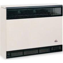 KARMA BETA 5 ELECTRONIC 02 plynové topidlo 4,7kW závěsné, bez spínacích hodin, odtah přes zeď, slonová kost