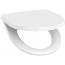 JIKA LYRA PLUS sedátko WC s kovovými panty, slowclose, bílá