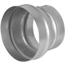 HACO RK 100/125 ventilační systém 100/120mm, redukce, kov