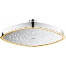GROHE GRANDERA 210 hlavová sprcha 221x221mm, s jedním proudem, chrom/zlatá