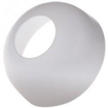 HL 8EL/40 krycí růžice DN40, elastická, pro zápachové uzávěry, polyetylen