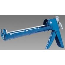 DEN BRAVEN HKK12 aplikační pistole na kartuše, modrá