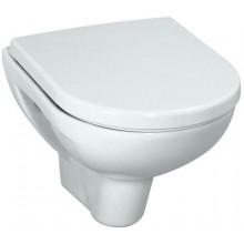 WC závěsné Laufen odpad vodorovný Pro 49 cm bílá