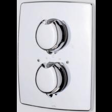 ORAS OPTIMA vanová baterie DN15 podomítková termostatická, chrom