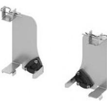 TECE připojovací sada, pro montážní prvek, pro WC TECEprofil