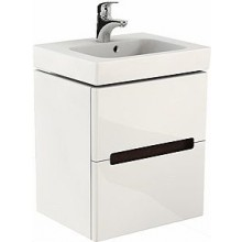KOLO MODO skříňka pod umyvadlo 49x40x55cm závěsná, bílá 89424000