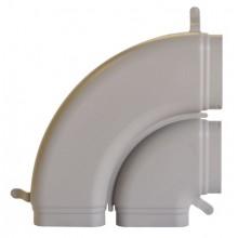ZEHNDER CK 300 H koleno dojitého potrubí 90 horizontální