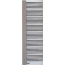ZEHNDER YUCCA COVER radiátor 582x1612mm, provedení pravé, kombinovaný, ocel, traffick black/chrom