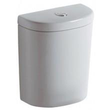 Nádržka keramická - s armaturou dvoupolohovou Concept Cube Arc  bílá E786001