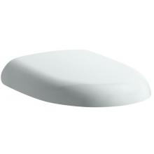 Sedátko WC Laufen duraplastové s kov. panty Florakids  bílá-červená