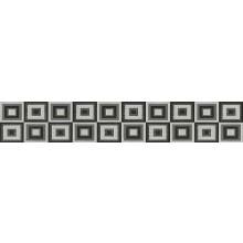 NAXOS CLIO listela 7,5x45cm, gió dark 68360