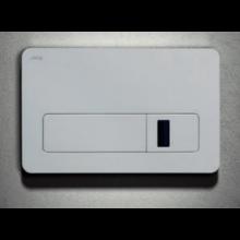 JIKA PL3 Single Flush tlačítko, infračervený senzor, bílá 8.9370.8.000.000.1