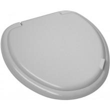 SAM HOLDING T-3545B sedátko 390x410mm záchodové, ABS, bílá