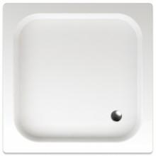 TEIKO KEA sprchová vanička 90x90x8cm, čtverec, akrylát, bílá