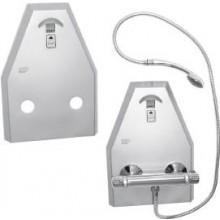 AZP BRNO ZAS 6.150 žetonový automat 302x416mm, nástěnný, sprchový, nerez