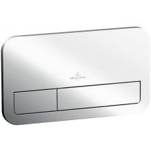 VILLEROY & BOCH VICONNECT E200 ovládací tlačítko 253x10x145mm, chrom