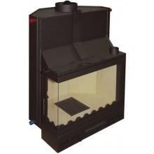 KRETZ A 1108 V krbová vložka 16-27kW, teplovodní, s děleným rohovým sklem