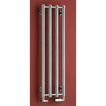 Radiátor koupelnový PMH Rosendal 266/1500 248 W (75/65C) kartáčovaná nerez