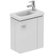 Nábytek skříňka pod umývátko Ideal Standard Connect Space 43,6x24,3x52 cm lesklý lak bílý