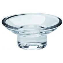 CONCEPT 100 mýdlenka 106mm bez držáku, sklo