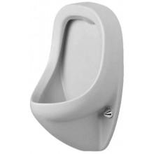 DURAVIT BEN urinal 370x350mm bez mušky, bílá 0847370000
