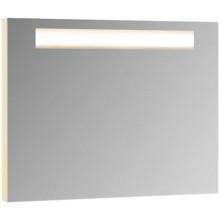 RAVAK CLASSIC 700 zrcadlo 700x70x550mm, se zářivkou a el. zásuvkou, espresso