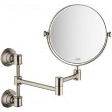 AXOR MONTREUX zrcadlo na holení Ø170mm, kartáčovaný nikl 42090820