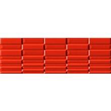 IMOLA PRISMA listela 6x20cm red, L.PRISMA 20R